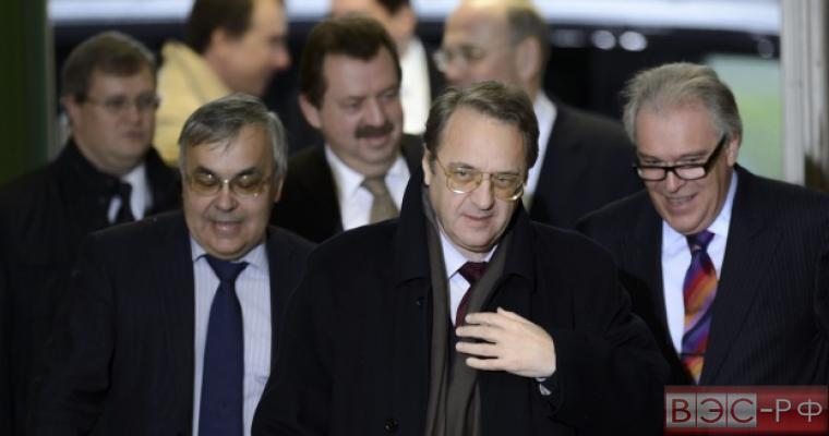 МИД прокомментировал планы США по отставке Асада
