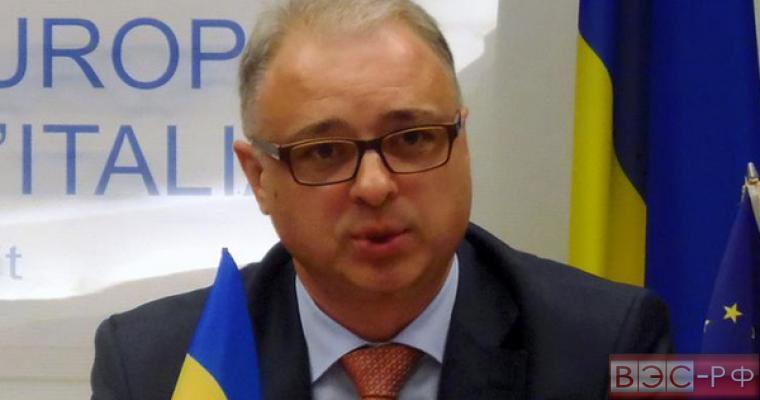 МИД Украины требует у итальянского издания удалить карту с российским Крымом