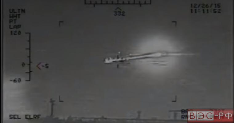 США опубликовали видео учений Ирана