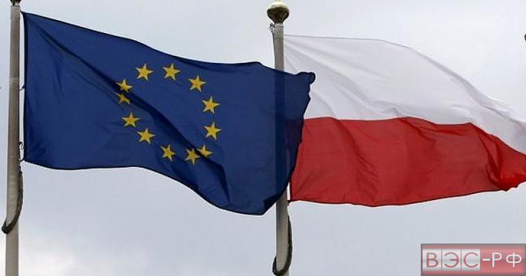 Польша сравнила угрозы ЕС с действиями Гитлера