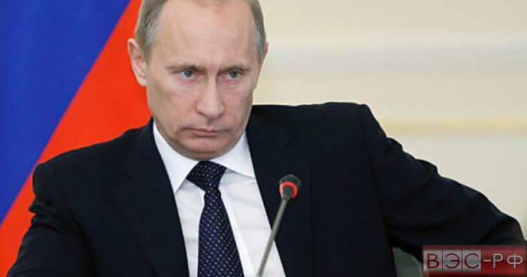 """Путин назвал """"театром абсурда"""" требование Запада о реализации Россией минского договора"""
