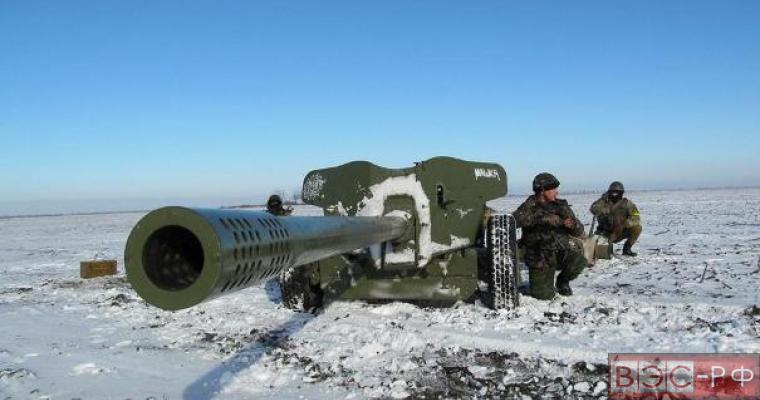 украинские силовики атакуют ополченцев под Горловкой и готовят провокации против представителей миссии ОБСЕ