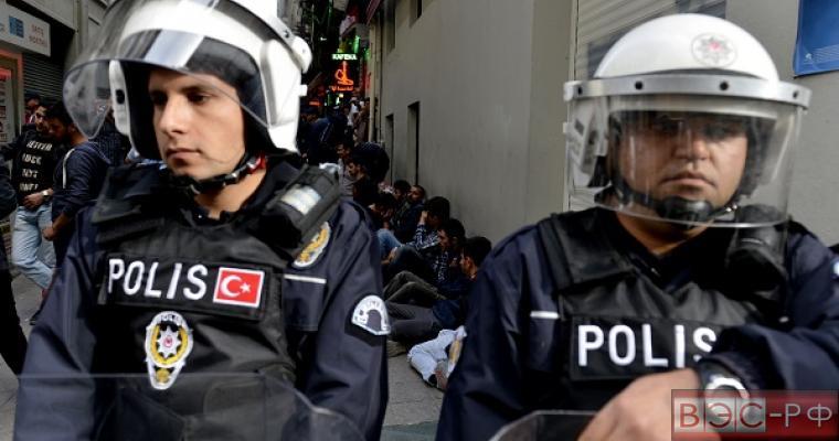 В Турции задержаны россияне по подозрению в терроризме