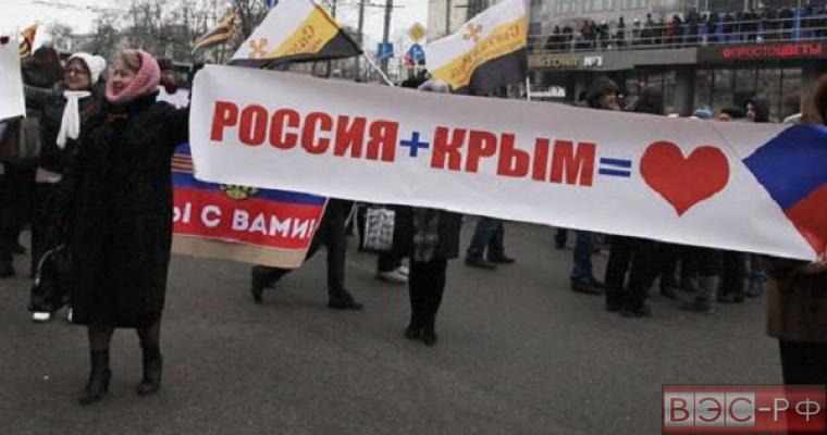 В США шокированы результатами опроса украинце в отношении Кыма