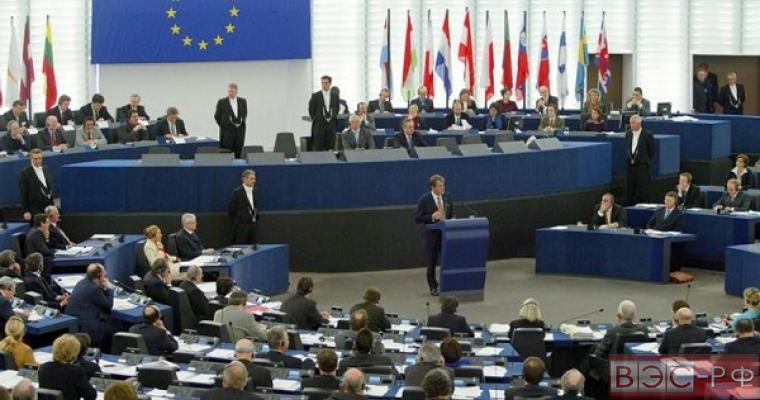 Депутаты Европарламента поспорили