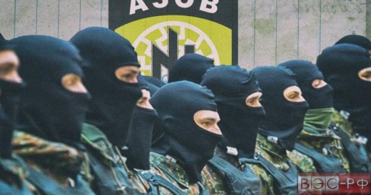 """Добровольцы из полка """"Азов"""" в своем ролике угрожают Нидерландам"""