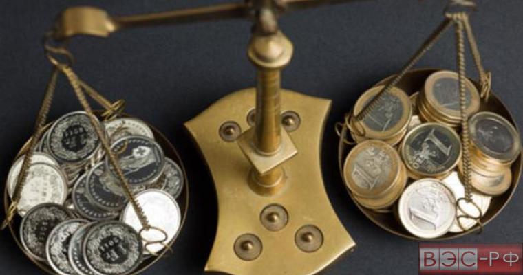 Курс рубля могут остановить на отметке в 40 рублей за доллар