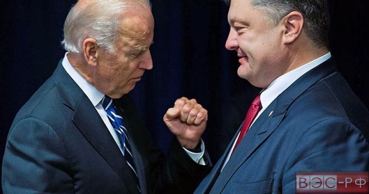 Порошенко и Байден обсудили выборы в Донбассе
