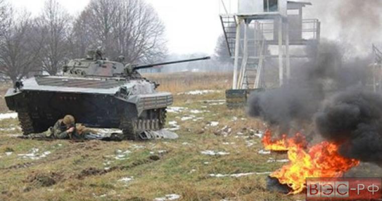 в ЛНР конфликт между ВСУ и нацбатальонами, Вашингтон поставил Киеву условие