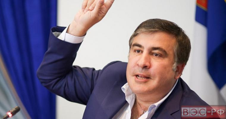 Саакашвили рассказал, как плохо на Украине