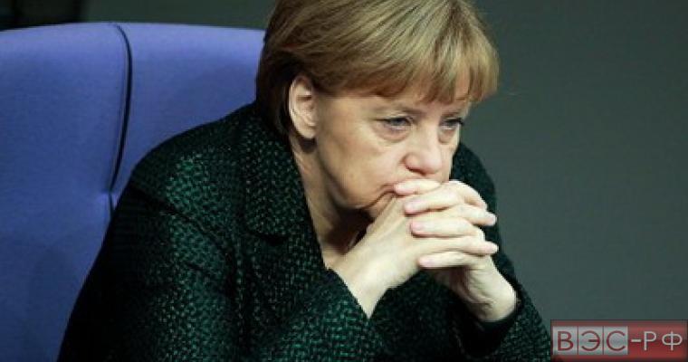 Власть Ангелы Меркель дала трещину, - Financial Times