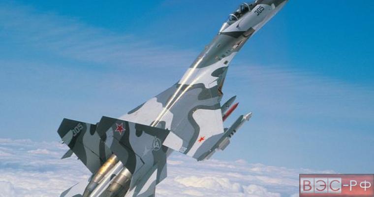 """""""варварский"""" перехват самолёта-шпиона США российским Су-27"""