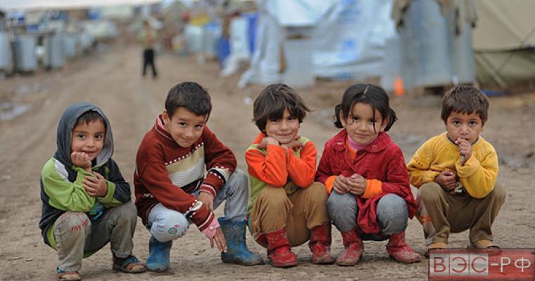 в Европе пропали дети-беженцы