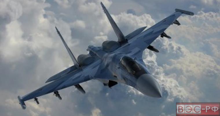 Самолёт ВКС РФ