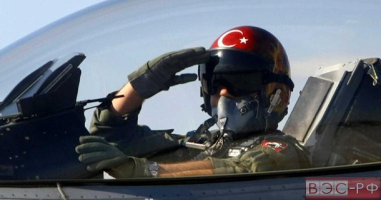 В Турции ВВС приведены в боевую готовность