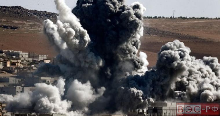 Россия виновата в сирийском конфликте