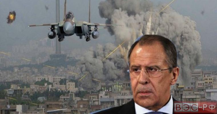 Лавров рассказал, когда закончится операция в Сирии