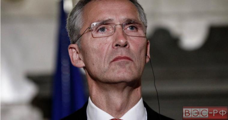 Генсек НАТО ушел от ответа о вторжении Турции в Сирию