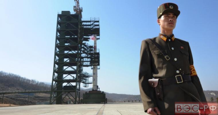 Южная Корея и США исследуют остатки первой ступени ракеты КНДР