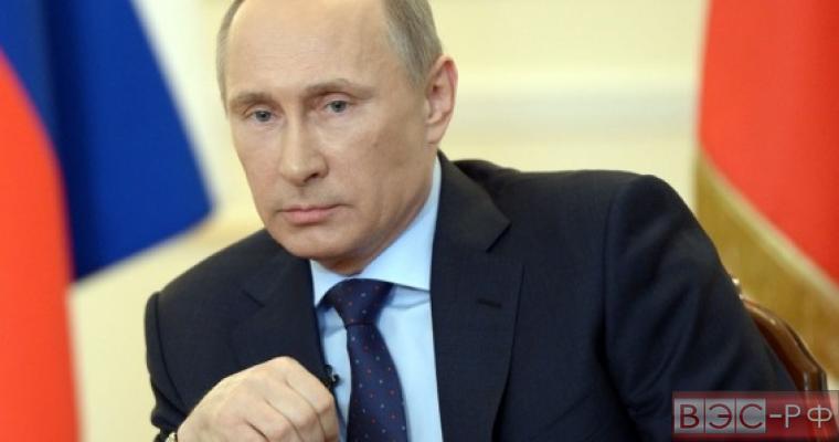 Путин провел встречу с главой ФНПР