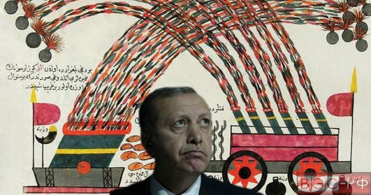 Турция объявила о том, что ракеты и подлодки её изобретение