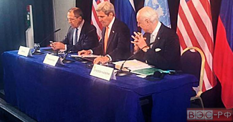 Пресс-конференция стран МГПС