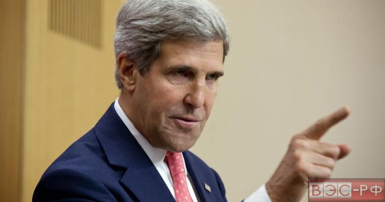 Керри предупредили сирийского президента