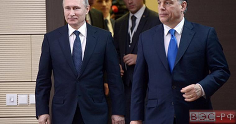 Венгрия продолжит сотрудничать с Россией в обход санкций