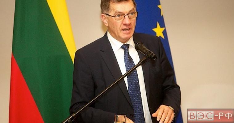 Буткявичюс извинился перед учителями Литвы
