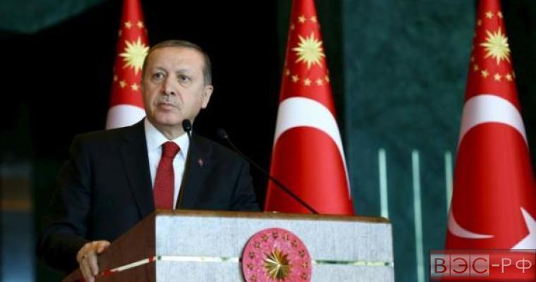 Эрдоган заявил о нечестных действиях России и США в вопросе Сирии