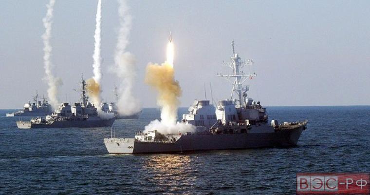 ВМФ РФ боятся в США