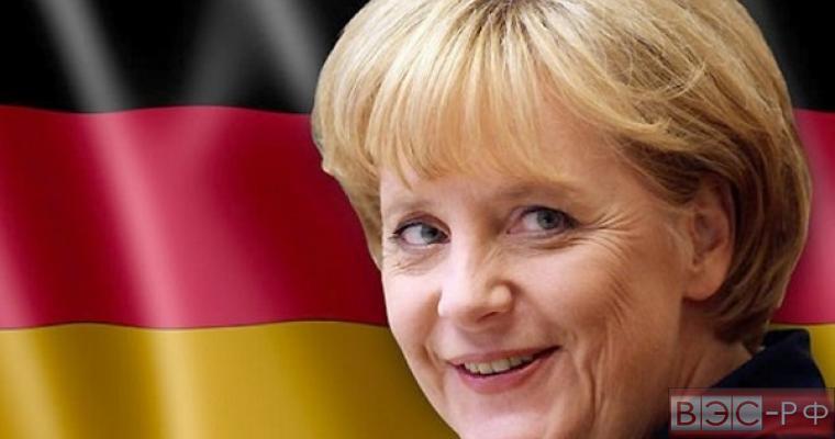 Меркель дала интервью