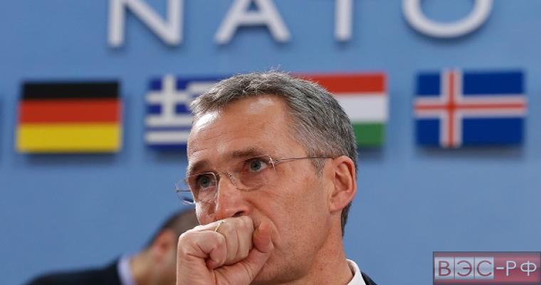 В НАТО испугались российских военных учений