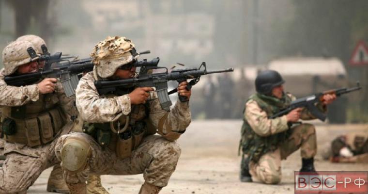 Спецназ США в Ираке