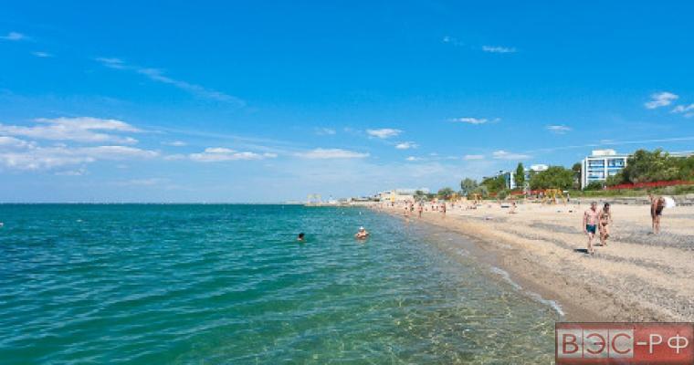 Саки в Крыму популярен у туристов