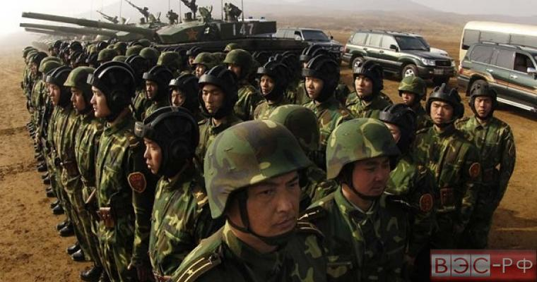 НОАК наращивает военную силу