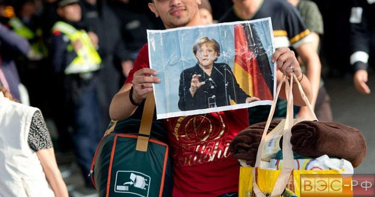 Германия стала рекордсменом по принятию беженцев