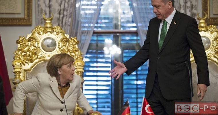 Эрдоган шантажирует ЕС беженцами