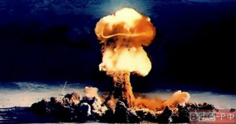 В Интернете появилась карта всех ядерных взрывов в истории