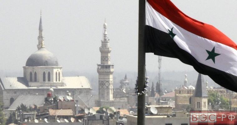 Сирию предлагают разделить