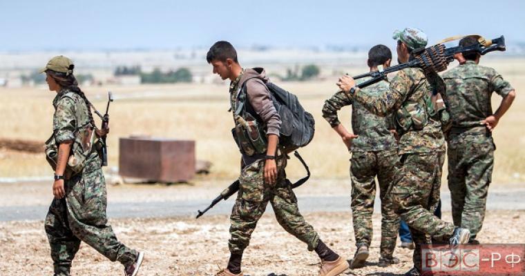 Турция готовит военную операцию против курдов
