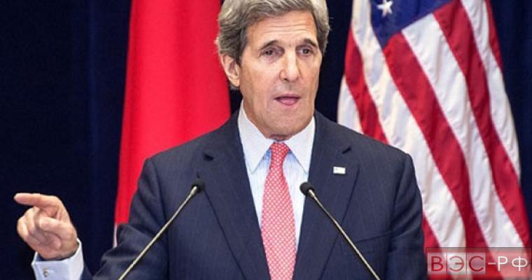 Джон Керри призвал Путина отдавать себе отчет в поведении Асада