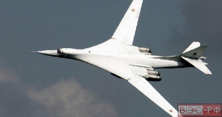 НАТО боится новых Ту 160-М2