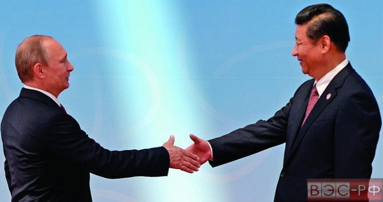 Россия и Китай станут стратегическими партнерами