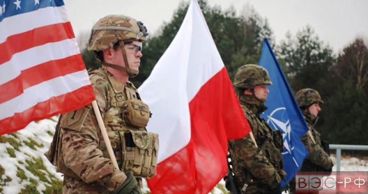 НАТО в Польше