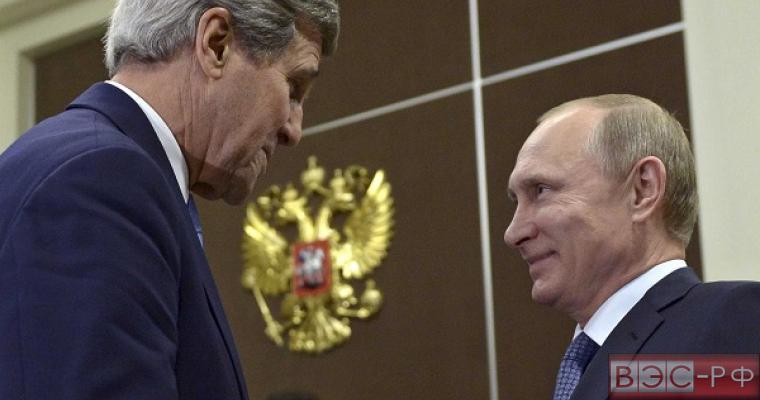Госдеп объяснил зачем Керри едет в Россию