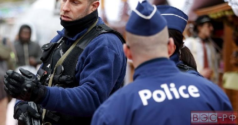 Полицейские задержаны в Бельгии