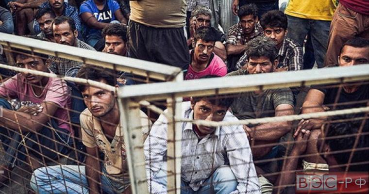 ЕС возвратит нелегальных мигрантов в Турцию