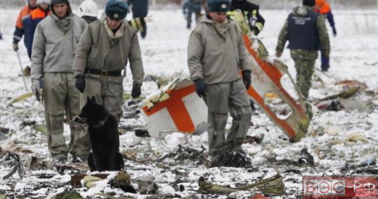Спасатели продолжили работы месте крушения Boeing
