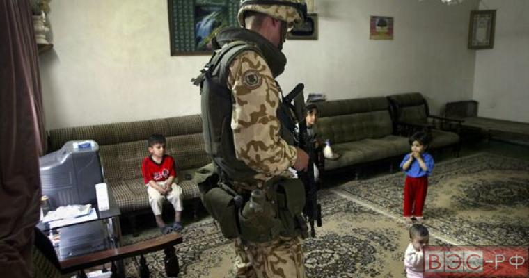 """Морпеха США в Ираке убили снарядом """"Катюши"""""""